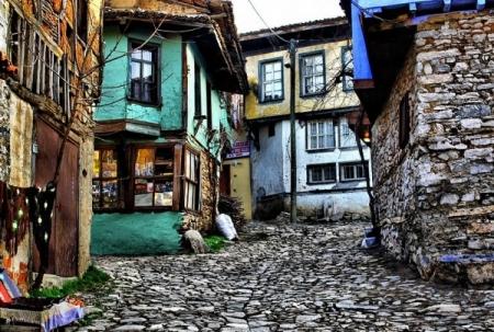 Cumalikizik in Turkey