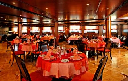 MS Amarco I Nile Cruise Restaurant