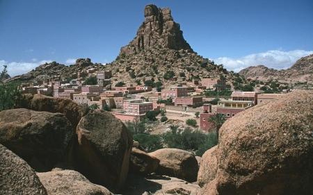 Berber Vale de Tafraoute