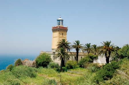 The Spartel Cape, Tangier