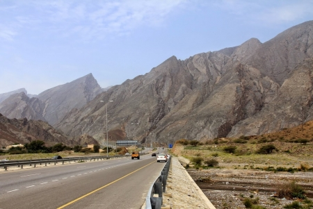 The Roads in Nizwa