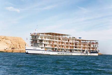 Lake Nasser Cruise, Egypt