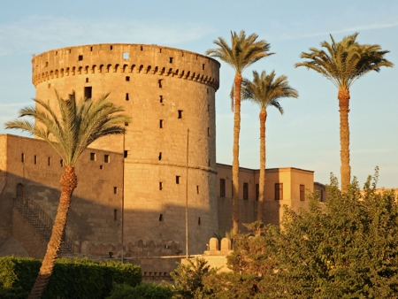 La Ciudadela de Saladino, El Cairo Viejo