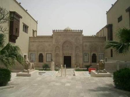 Museu Copta no Cairo Antigo