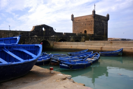 The Clam in Essaouira