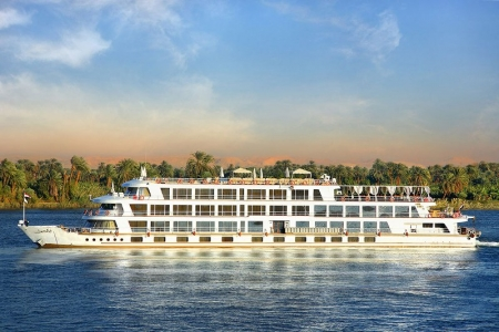 Sanctuary Sun Boat IV Nile Cruise