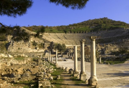 The Marble Street of Ephesus