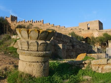 Chellah, Rabat.