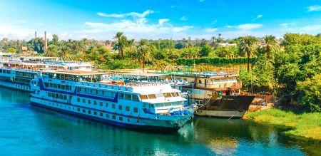 Cruceros en Egipto (Nilo - Lago Nasser)