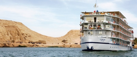 MS Movenpick Prince Abbas Lake Cruise