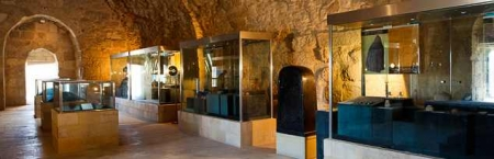 Museo arqueológico de Karak, Jordania
