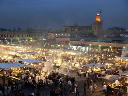Königsstädte Marokkos Rundreise