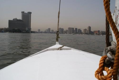 Nile River Felucca in Cairo
