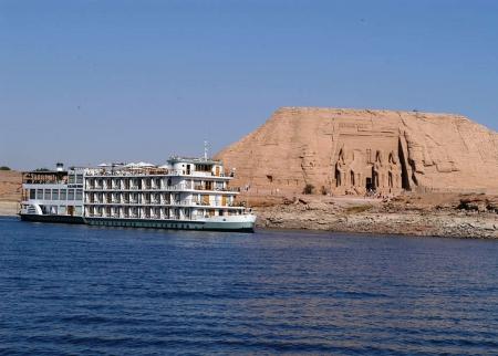 Croisières Lac Nasser