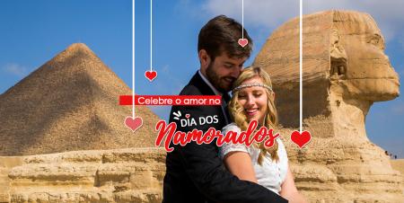 Viagens para o Dia dos Namorados no Egito 2019