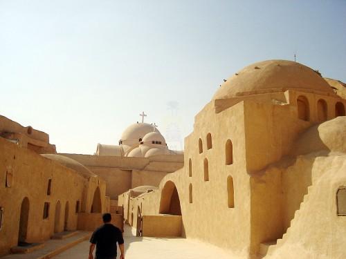Monastery of Saint Bishoy, Wadi El Natroun