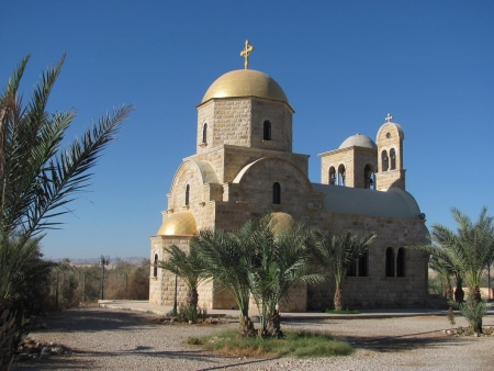 Betania, il sito del Battesimo di Gesù
