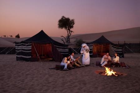 Abu Dhabi Desert Adventure