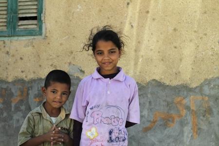 Local People of Tunis Village Fayoum