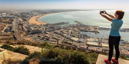 Excursões na cidade de Agadir