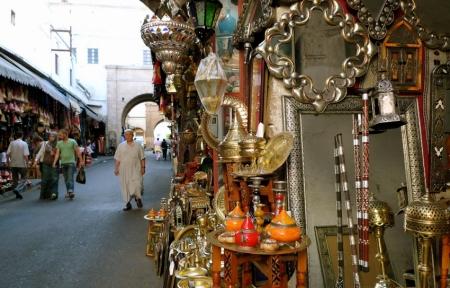 Souk à Casablanca