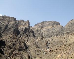 Al Jabal Al Aswad of Oman