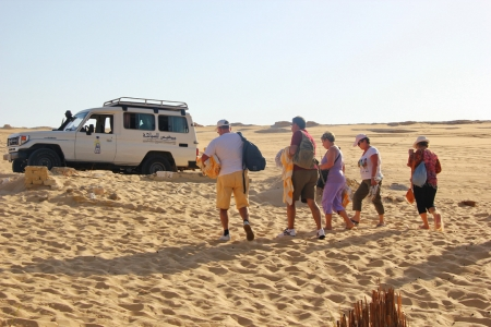 Desert Safari, Egypt