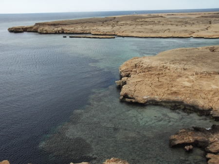 The National Park of Ras Mohamed, Red Sea