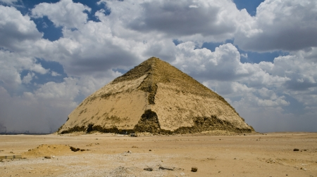Bent Pyramid at Dahshur
