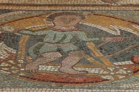 A Mosaic in Madaba