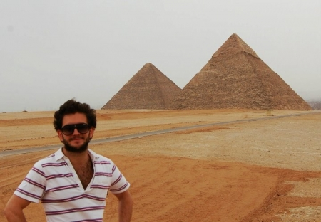 Тур в Пирамиды и Нил на Медовый Месяц