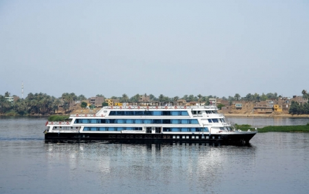 Movenpick MS Darakum Nile Cruise