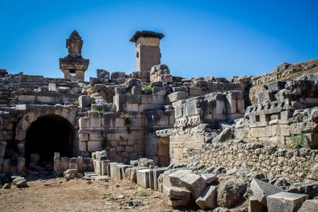 Xanthos of Turkey