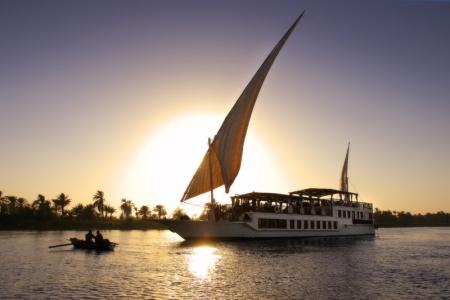 Musk Dahabiya Nile Cruise Egypt