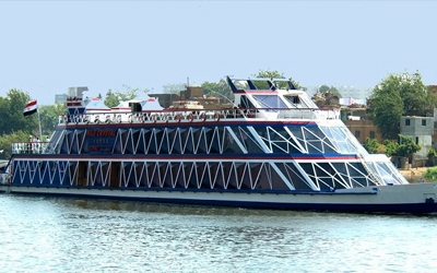 Lunch Cruise in Cairo