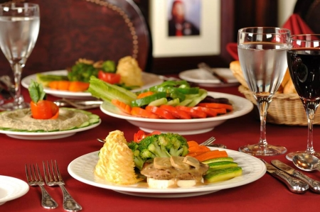 SS Misr Restaurant
