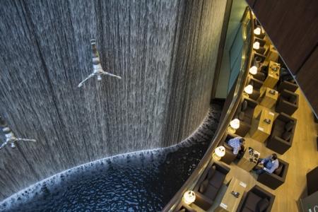 Dubai Mall Interior