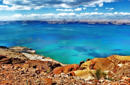 Mar Morto - Viaggio Petra e Mar Morto