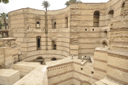 Fortress of Babylon, Old Cairo