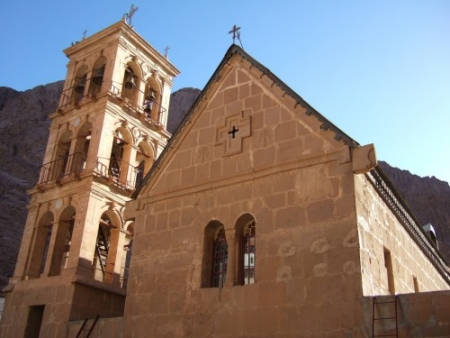 Tour Monastero St. Catherine e Canyon Colorato