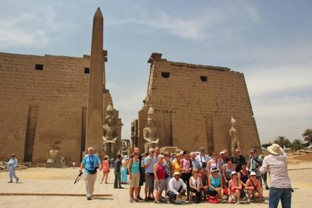 Luxor Temple, Luxor City
