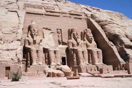 Ramesses II Temples at Abu Simbel