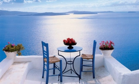 Good Morning in Greece