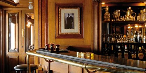 SS Sudan Nile Cruise Bar