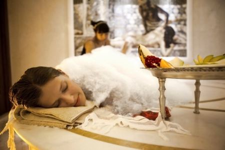 Turkish Bath Experience in Istanbul