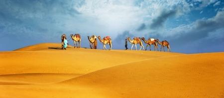 Safari por el desierto, Dubai.