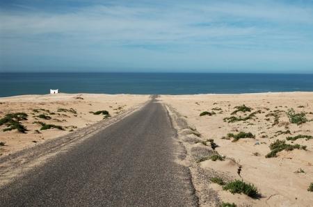 Souss-Massa Road