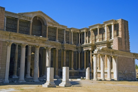 Manisa-Sardis of Turkey
