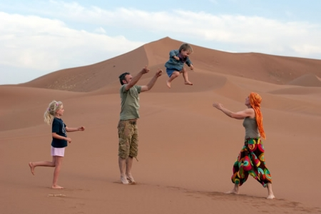Family Holiday to Morocco