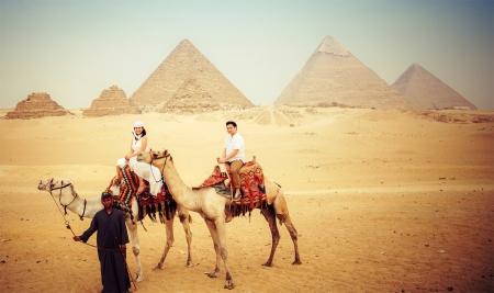 Voyages en Égypte